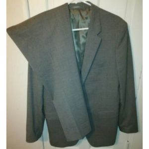 Theory Wool Lycra Stretch 2 Piece Suit 36x31 Pants